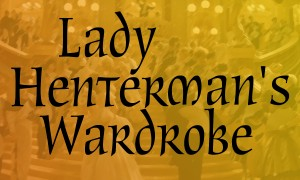 Lady Henterman Announce Card